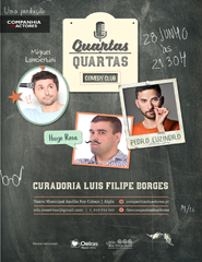 QUARTASQUARTAS - Comedy Club