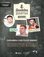 QUARTASQUARTAS - Comedy Club