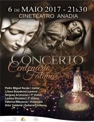 Concerto Centenário de Fátima