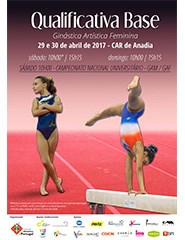 Prova Qualificativa Base - Ginástica Artística
