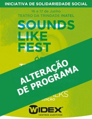 TMIE: No limiar do Mundo Exterior - FESTIVAL SOUNDS LIKE FEST