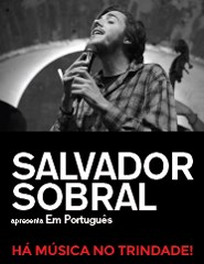 Salvador Sobral apresenta