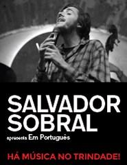 """Salvador Sobral apresenta """"Em Português"""""""