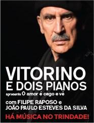 Vitorino e Dois Pianos