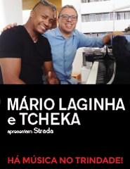 Mário Laginha e Tcheka