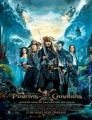Piratas das Caraíbas: Homens Mortos Não Contam Histórias --- 2D