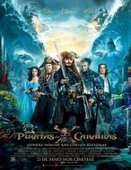 Piratas das Caraíbas: Homens Mortos Não Contam Histórias --- 3D