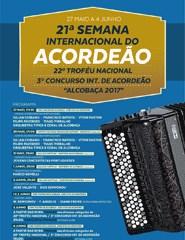 21ª Semana Internacional do Acordeão-Alcobaça 2017