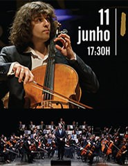 Orquestra Filarmónica Portuguesa, solista Alexander Ramm
