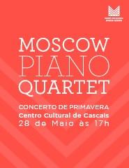 Quarteto com Piano de Moscovo - Concerto de Primavera