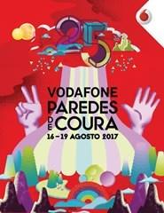 Vodafone Paredes de Coura 2017 - Bilhete Diário