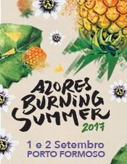 Azores Burning Summer Festival '17 - BILHETE GERAL