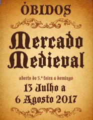 Mercado Medieval de Óbidos - 2017