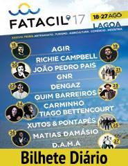 FATACIL'17 | Bilhete Diário