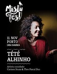 Tété Alhinho - Misty Fest