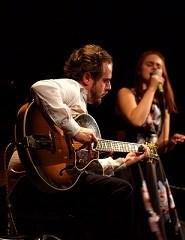 Caldas nice Jazz'17 - Afonso Pais & Rita Maria