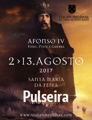 Viagem Medieval em Terra de Santa Maria - Pulseira
