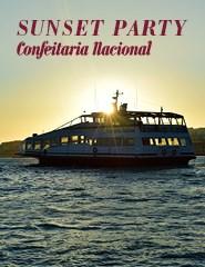 Sunset Party Confeitaria Nacional River Cruise