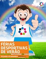 FÉRIAS DESPORTIVAS DE VERÃO 2017