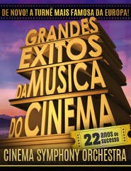GRANDES ÊXITOS DA MÚSICA DO CINEMA
