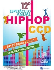 12.º Espetáculo Anual de HipHop do CCD