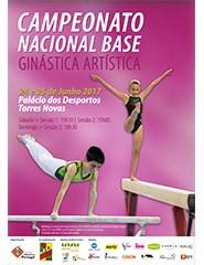 Campeonato Nacional Base - Ginástica Artística
