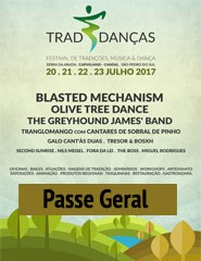 Tradidanças - Festival de Tradições, Música & Dança