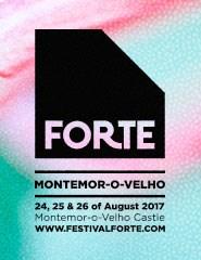 Festival FORTE 2017 | Bilhete Diário 25 de Agosto