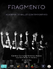 Fragmentos - Esp. de Dança por Arts Tomorrow