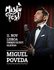 Miguel Poveda - Intimo - Misty Fest
