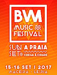 BVM Music Festival ´17 - Passe Geral 2 Dias (1ª Fase)