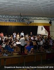 Música | Orquestra de Sopros de A-dos-Francos