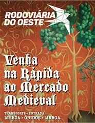Mercado Medieval - Rodoviária do Oeste