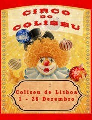 CIRCO NATAL DO COLISEU DE LISBOA 2017