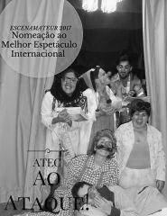 ATEC Ao Ataque - II FESTIVAL DE TEATRO GÓLGOTA