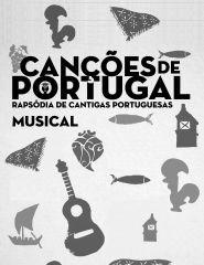 Musical Canções de Portugal - II FESTIVAL DE TEATRO GÓLGOTA