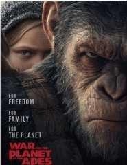 Planeta dos macacos : A Guerra