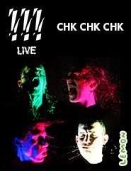 !!! (Chk Chk Chk) - Lisboa