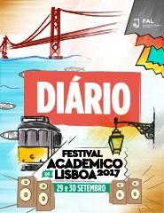 Festival Académico de Lisboa | Bilhete Diário