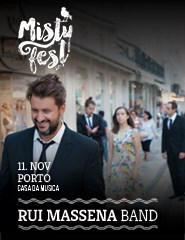 RUI MASSENA BAND - MISTY FEST