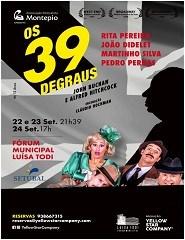 Os 39 Degraus