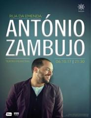 António Zambujo | Rua da Emenda