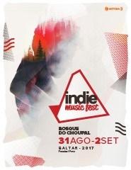 INDIE MUSIC FEST - BILHETE DIÁRIO