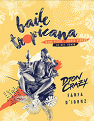 Baile Tropicana | DJON CRAZY