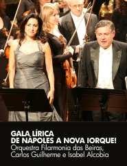 Gala Lírica de Nápoles a Nova Iorque!