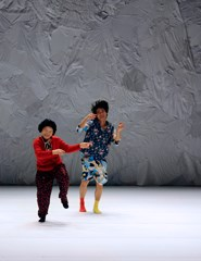 EUN-ME AHN  - Dancing Grandmothers