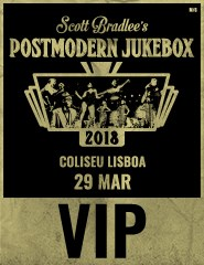 SCOTT BRADLEE'S POSTMODERN JUKEBOX - PACOTES VIP