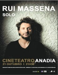 Rui Massena: Solo