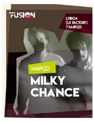 Milky Chance | Fusion Arts Festival