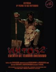 VULTOS2 – EVENTO DE TERROR